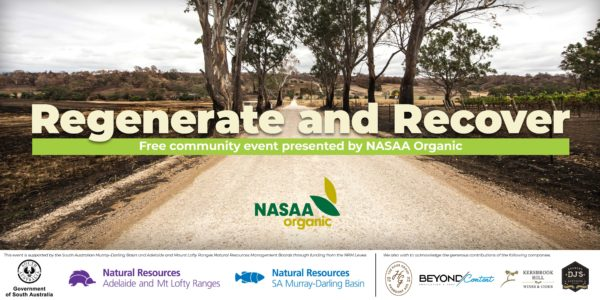 Regenerate and Recover Workshop
