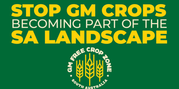 Stop GM Crops becoming part of the SA Landscape
